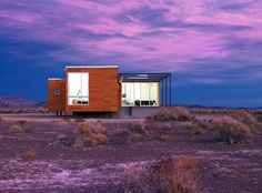 Rondolino Residence in Nevada Desert by Nottoscale 12