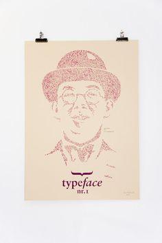 Typefaces Nr.1