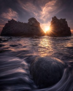 Dramatic Travel and Landscape Photography by Isabella Tabacchi
