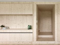 Haus Für Julia Und Björn byInnauer-Matt Architekten #interior #wood #architecture #house