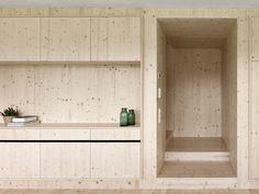Haus Für Julia Und Björn by  Innauer-Matt Architekten