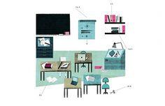 Lotta Nieminen #neiminen #illustration #lotta
