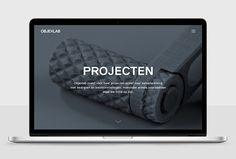 Objexlab by George&Harrison #website #site