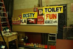 dustysigns #signage #lettering #painting #typography