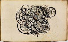 All sizes | Kalligraphische Schriftvorlagen von Johann Hering zu Kulmbach - Johann Hering 1624-1634 (Bamberg) d | Flickr - Photo Sharing! #type