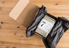 Ugmonk 7th Anniversary Packaging