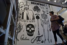 Broken Fingaz in Amsterdam