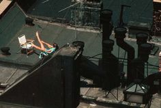 1980s New York City through the lens of Thomas Hoepker
