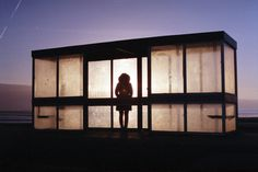 photo virile frame #frame #dusk #evening #minimal #light