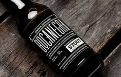 Boca Negra | Lovely Package #beer #stout