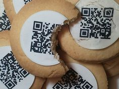 Jay Mug  QR Code Fortune Cookies of the Future #design #food #tech