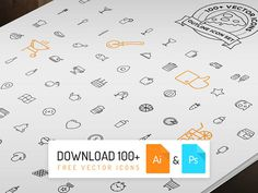 100+ Free High Quality Vector icon