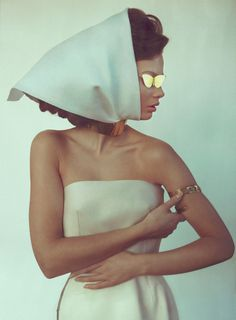 Camilla Akrans for Vogue Italia #model #girl #campaign #photography #portrait #fashion #editorial #beauty