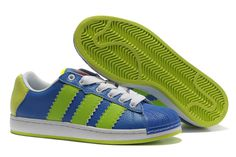 Adidas Originals Adidas Leather Men Blue