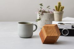 DodeCal is a wooden polyhedra calendar, designed with mathematical precision, hand-finished in high quality American Cherry. Product Design