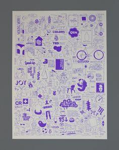 Ben Weeks // Ideas & Illustration // 416.845.8696 #design #weeks #illustration #ben #typography