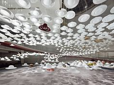 nendo | works #art #installation