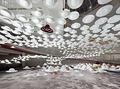 nendo | works #art #installation