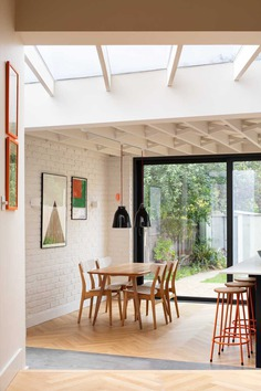 dining room, London / Turner Architects