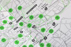 Workshop Muesli Graphic Design #print #map