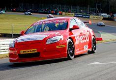 Drive Cool BTCC Race car livery #branding #hatch #team #livery #james #illustration #track #drive #brands #signature #racing #car #bespoke #btcc #cole