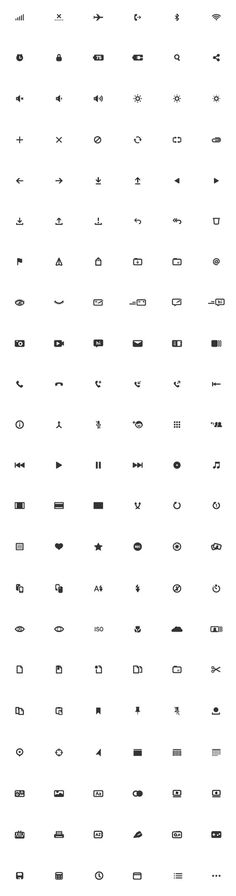 QPC Ouidoo Iconography on Behance #icons
