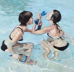 Картины современного испанского художника. Josep Moncada Juaneda