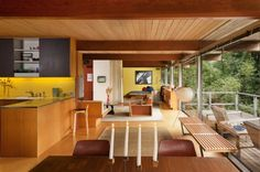 Richard Neutra House #interior