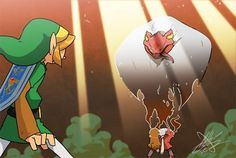 Zelda Bosses | Cuded #game #bosses #art #zelda