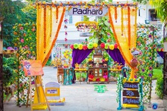 15+ Magnificent Wedding Entrance Decor Ideas To Create ...