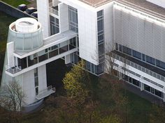 Arp Museum - - Arp Museum Bahnhof Rolandseck – Wikipedia #meier #richard #architecture