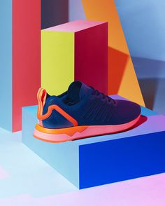 Adidas, Katie Fotis #footwear #adidas #photography #set
