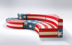 Vitra | Pop Art Design 13 Oct. 2012 3 Feb. 2013: Vitra Design Museum, Weil am Rhein #american #merica #seating