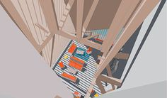 ness-lafoy #illustration #architecture