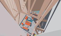 ness-lafoy #illustration #architecture