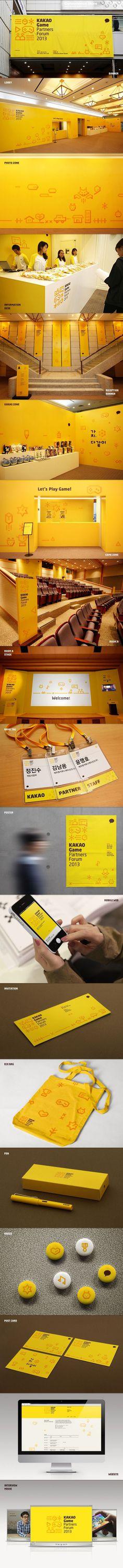 Kakao Game #brand #identity