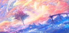 Colorscape #1 - by @sakimori_st30
