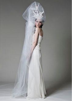 My Photos - Design #fashion #headpiece #dress #girl