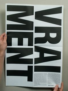 HEY HO #poster #typography