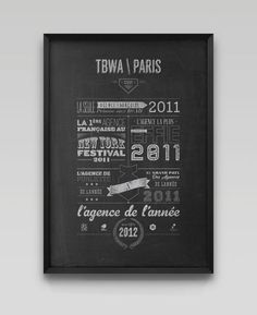 TBWA PARIS agency of the year 2012 - Nicolas Cremmydas