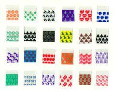 Baggies #patterns #baggies