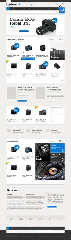 Leylines on Behance #grid #design #web