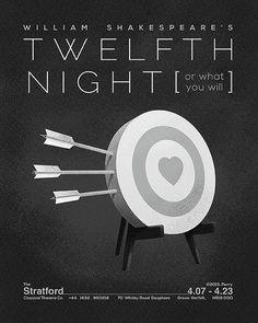 target, heart, dart, poster