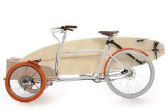 Surfboard Bike #bike #surfboard