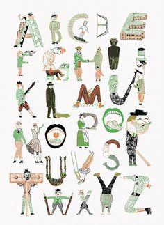 Archive illustration | Feather and Webb #illustration #john #art #broadley