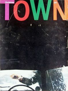 Binky the doormat #cover #1960s #town #magazine