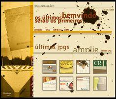 renatocardoso2004 #website #personal #webdesign