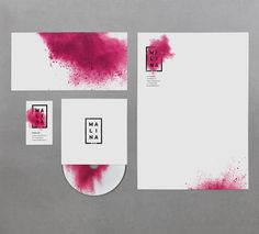 Rasphberry Boom on Behance #logo #malina #raspberry #branding