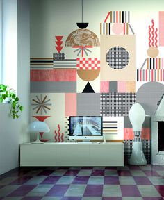 color, wallcovering