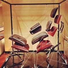 Experiencing the Henry Ford Museum : DesignNotes by Michael Surtees #chair #lounge #eames
